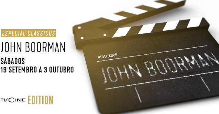 Especial Clássicos John Boorman no TVCine