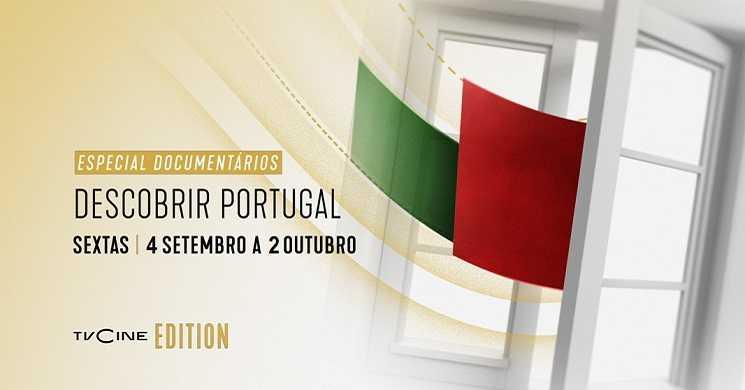 Especial Documentários: Descobrir Portugal no TVCine Edition
