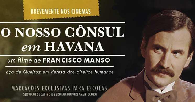 Estreia do filme O Nosso Cônsul em Havana