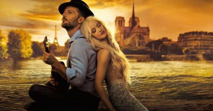 Estreia do filme Uma Sereia em Paris