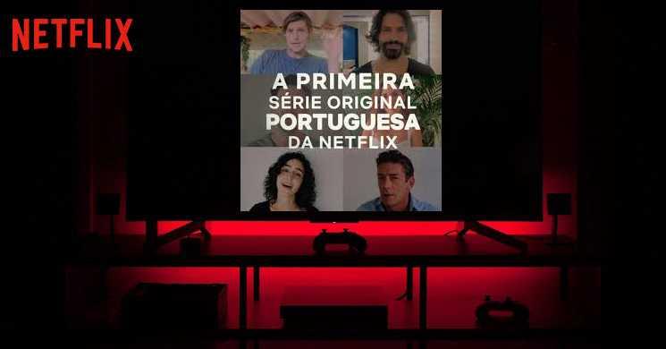 Glória é primeira série original portuguesa da Netflix