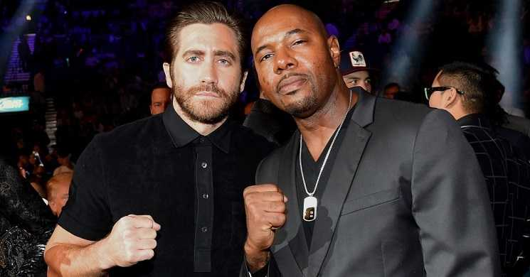 Jake Gyllenhaal e Antoine Fuqua no remake do filme O Culpado