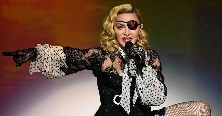 Madonna vai dirigir o seu próprio filme biográfico