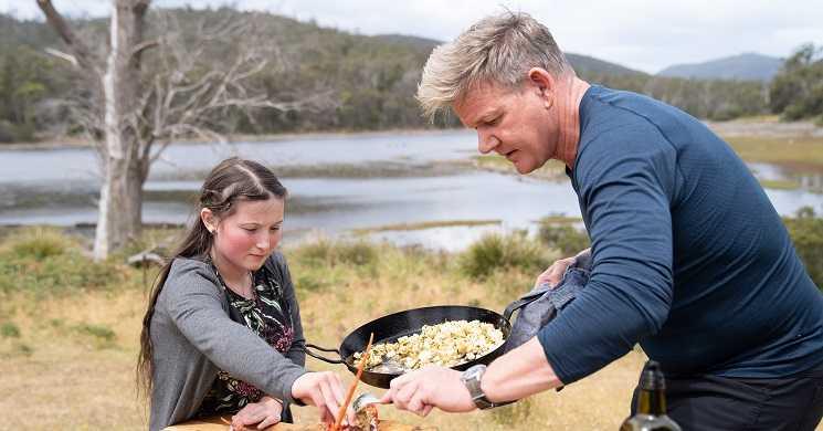 National Geographic estreia temporada 2 de Gordon Ramsay: Uncharted