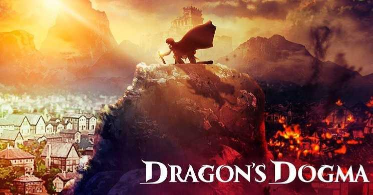 Netflix Portugal estreia a série Dragon's Dogma