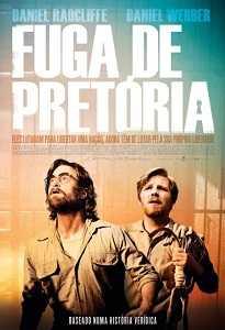 Poster do Filme Fuga de Pretoria