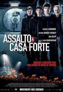 ASSALTO À CASA FORTE