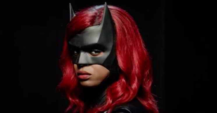 Primeira imagem oficial de Javicia Leslie como a nova Batwoman