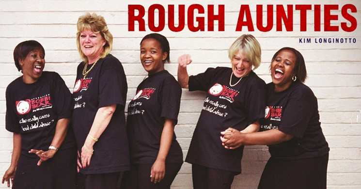 Rough Aunties Filme de Kim Longinotto no videoclube da Zero em Comportamento