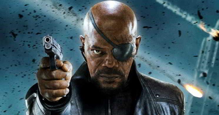 Samuel L. Jackson voltará a interpretar Nick Fury numa série para o Disney+