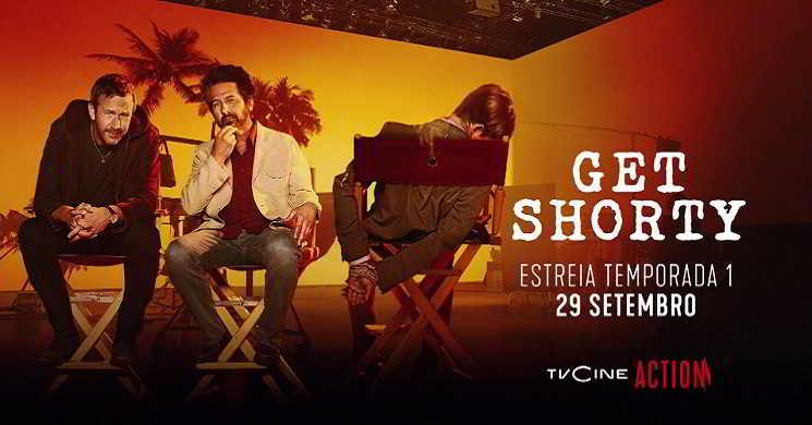 TVCine Action estreia a nova série Get Shorty