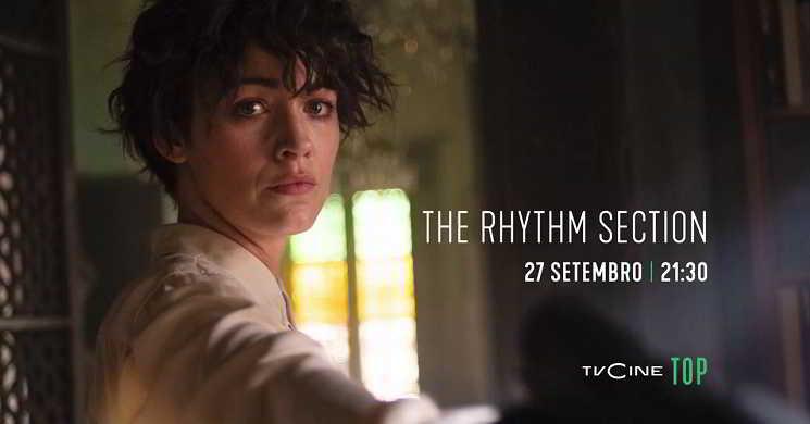 TVCine Top estreia o filme The Rythm Section