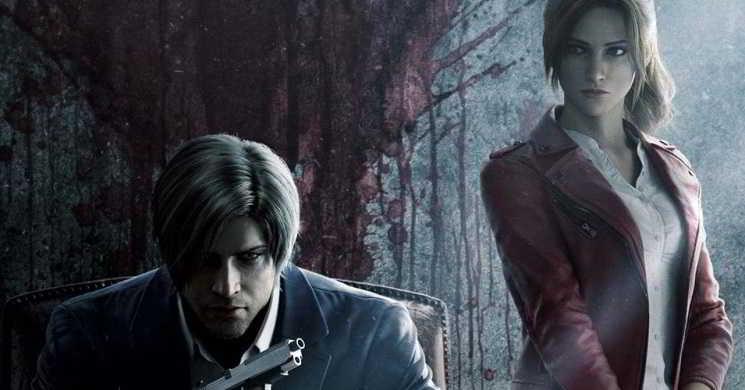 Teaser trailer da serie Resident Evil Infinite Darkness