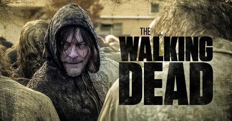 The Walking Dead vai terminar na temporada 11