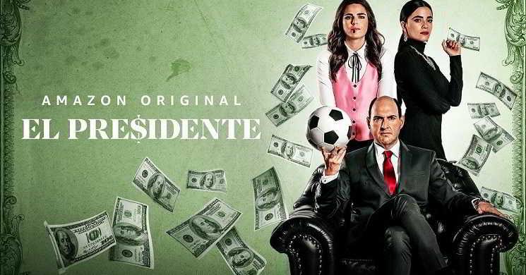 EL PRESIDENTE - Trailer oficial (Série Amazon)