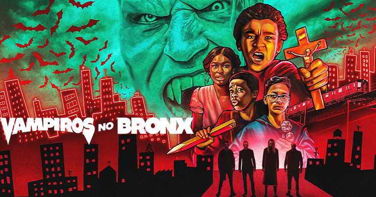 Trailer do filme Vampires vs. the Bronx