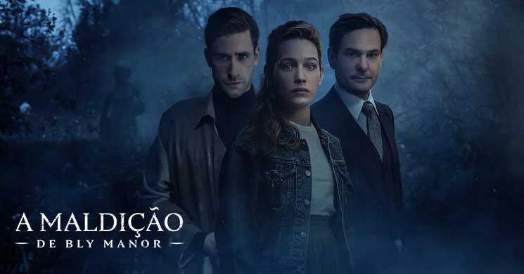 Trailer português da série A Maldição de Bly Manor