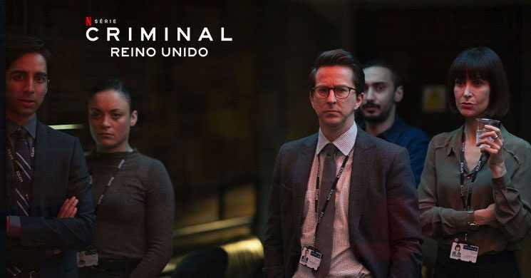 Trailer legendado da minissérie de drama policial