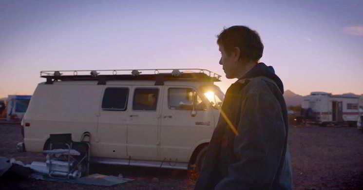 Trailer português do filme Nomadland - Sobreviver na America
