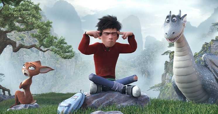 Trailer dobrado da animação