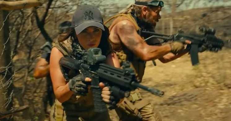 Trailer português do filme Rogue: Selvagem
