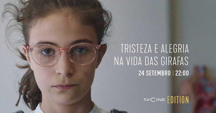 Tristeza e Alegria na Vida das Girafas no TVCine Edition