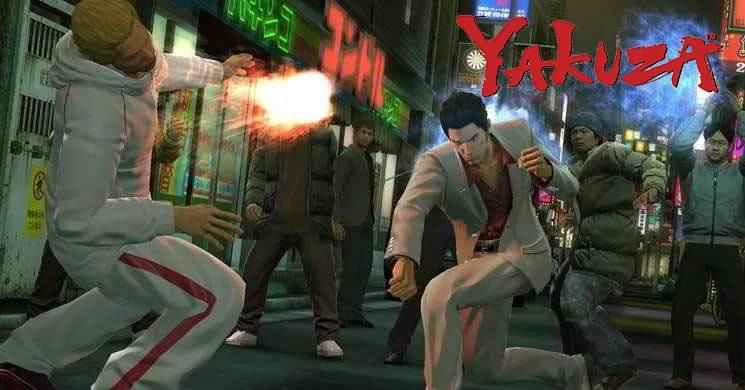 Videojogo Yakuza vai ser adaptado num filme