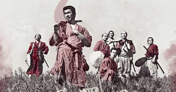 Cinemas vão receber sete filmes do realizador japonês Akira Kurosawa