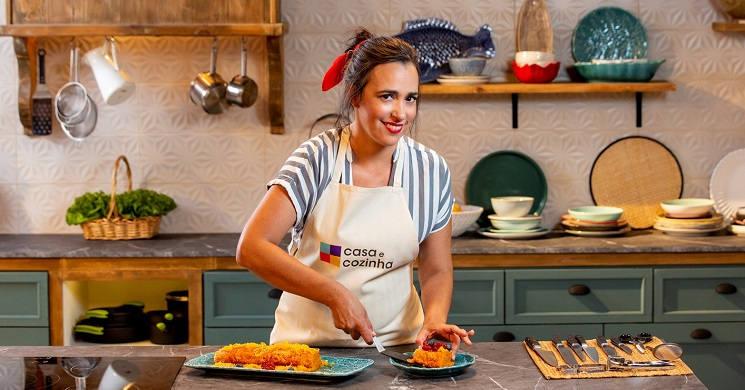 Casa e Cozinha estreia a série Cozinhamos Contigo