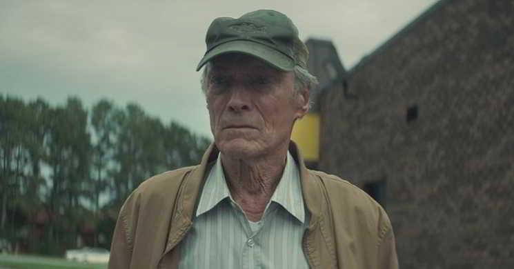 Velhos são os trapos. Clint Eastwood vai dirigir e protagonizar