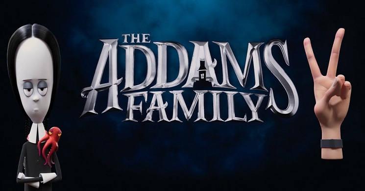 Data de estreia do filme A Familia Addams 2
