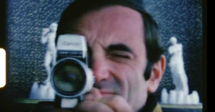 Estreia do filme Aznavour por Charles