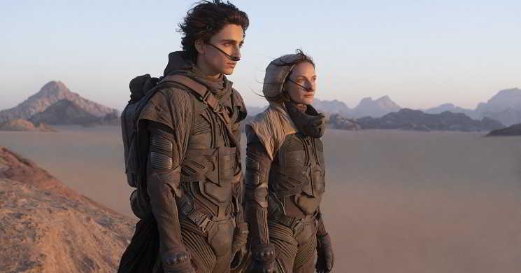 Estreia do filme Duna adiada para 2021