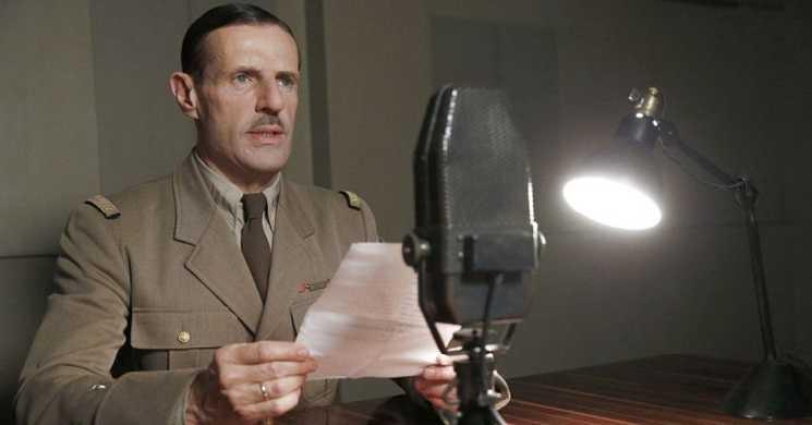 Estreia e trailer do filme De Gaulle
