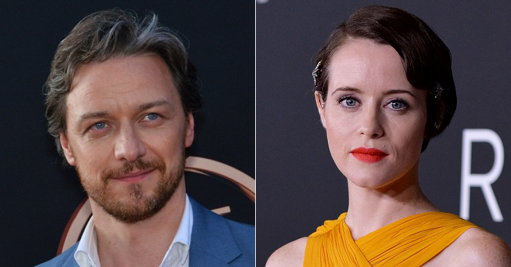 James McAvoy e Claire Foy vão protagonizar o remake do thriller