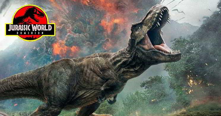 Jurassic World: Dominion com estreia adiada para 2022