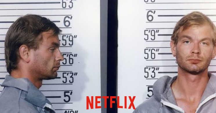 A história do serial killer Jeffrey Dahmer vai ser contada numa minissérie da Netflix