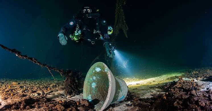National Geographic estreia temporada 3 de Drenar os Oceanos