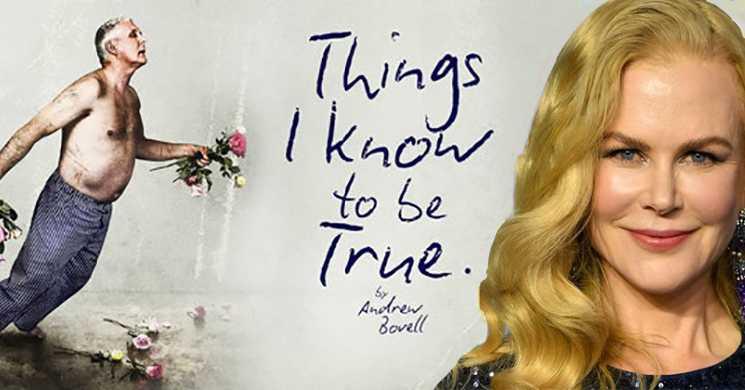 Nicole Kidman vai protagonizar a adaptação de