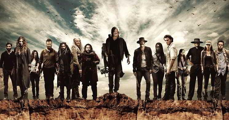 Novo episódio The Walking Dead na Fox Portugal