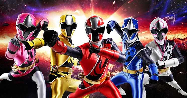Novo reboot da franquia Power Rangers