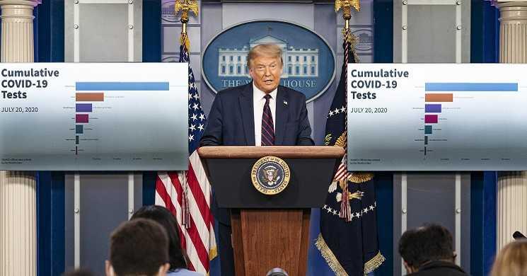 Odisseia estreia O Mundo Segundo Trump