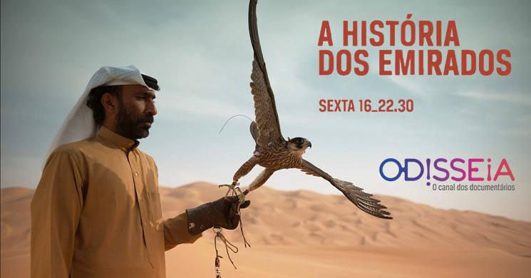 Odisseia estreia esta sexta-feira o especial