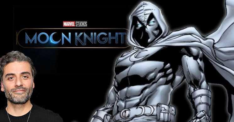 """Oscar Isaac em negociações para protagonizar a série Marvel """"Moon Knight"""""""