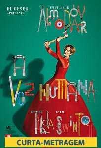 Poster do Filme A Voz Humana