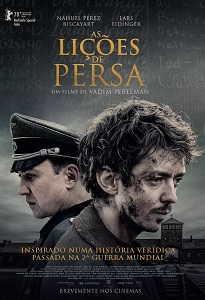 Poster do filme As Lições de Persa