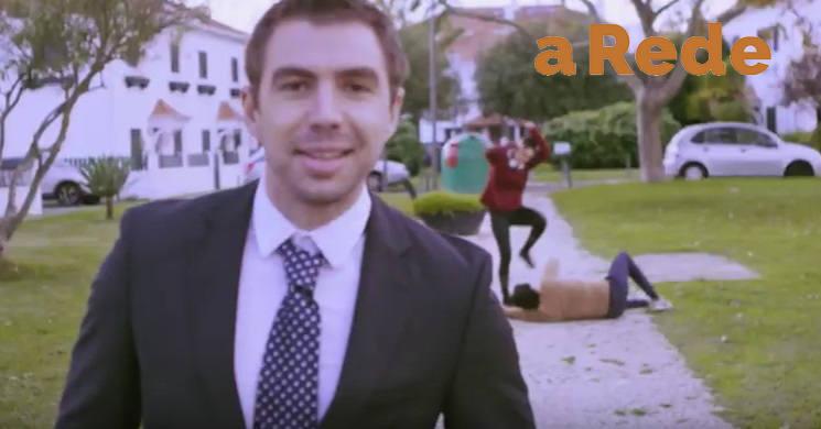 RTP2 estreia a série A Rede