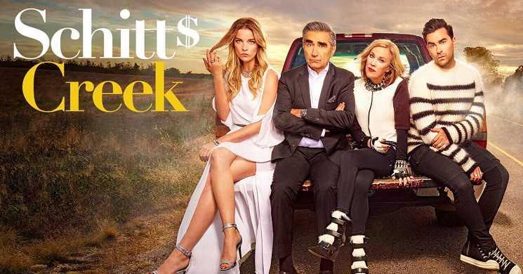 Série Schitt's Creek estreia nos canais TVCine