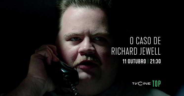 TVCine Top estreia o filme O Caso de Richard Jewell