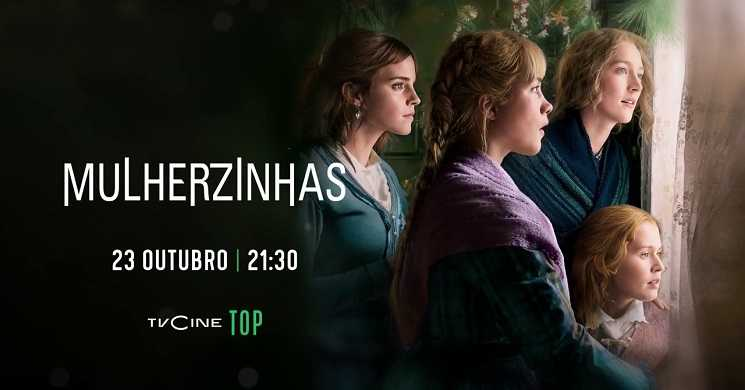 TVCine Top estreia o filme Mulherzinhas